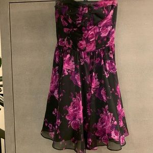 Guess Sweetheart Strapless Dress, Size 4